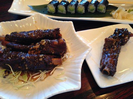 Sapporo Woodbury: Barbecue Spareribs (with hoisin glaze)