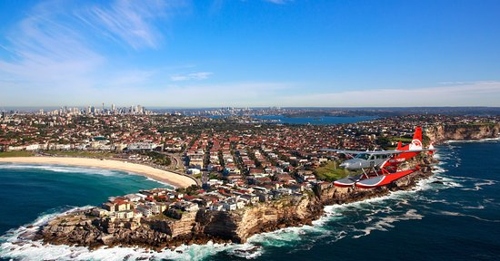 Rose Bay, Australien: Bondi Beach