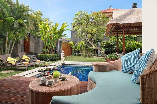 Kecapi Villa: One Bedroom Villa with Private Pool
