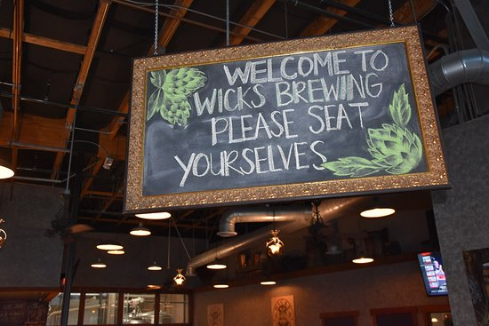 Make yourself at home picture of wicks brewing company riverside wicks brewing company make yourself at home solutioingenieria Gallery