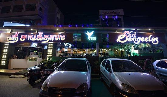 Shri Sangeetas, Tiruchirappalli - Restaurant Reviews, Phone Number