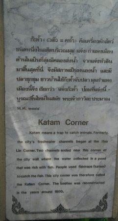 Fort of Ka-Tham: Ka-Tham description