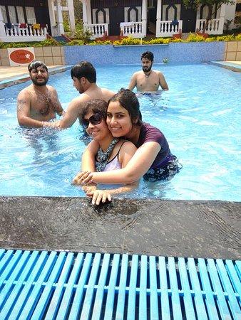 Saligao, Hindistan: Swimming Pool