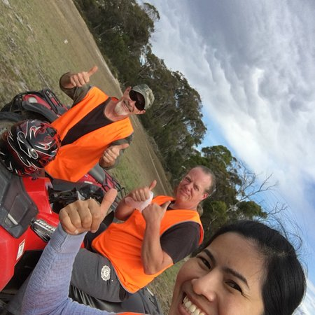 Kookaburra Ridge Quad Bike Tours: This is a great activity in the world for me, thank you for that