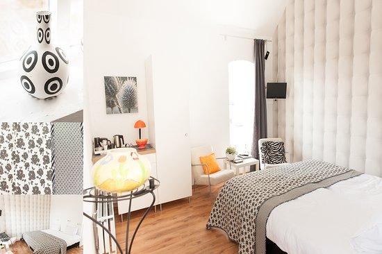 sfeervolle slaapkamer - Picture of B&B Mariafarm, Zevenbergen ...