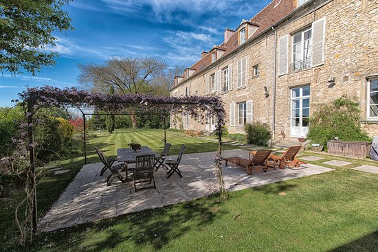 Chambres d'Hotes de Parseval : Jardin