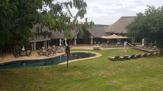 Fantastic place and safari