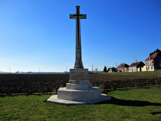 Cambrai, Frankrike: Lest we forget