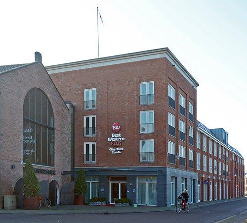 Best Western Plus City Hotel Gouda : Hotel