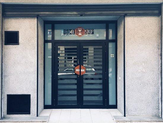 Χερόνα, Ισπανία: TimeSkp escape room Girona