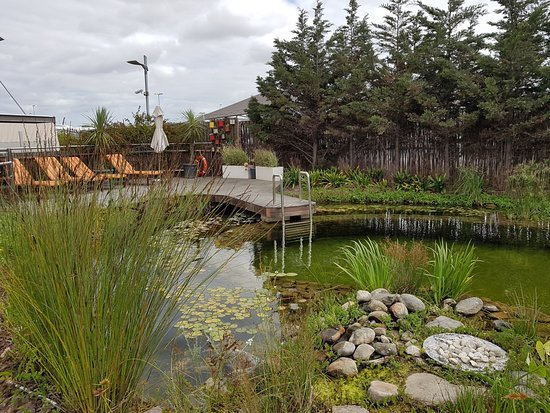 Matroosfontein, South Africa: The eco-pool is completely harmless to the environment.