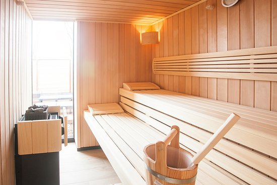 Hasselt, Belgium: Sauna