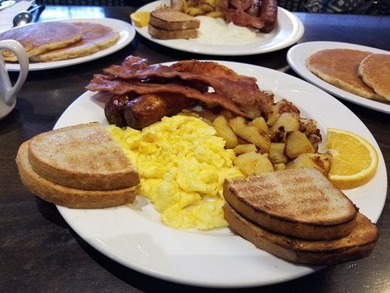 Breakfast Review Of Aj S Grill Waterdown Ontario