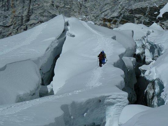 Gokyo, Nepál: Island Peak,Nepal