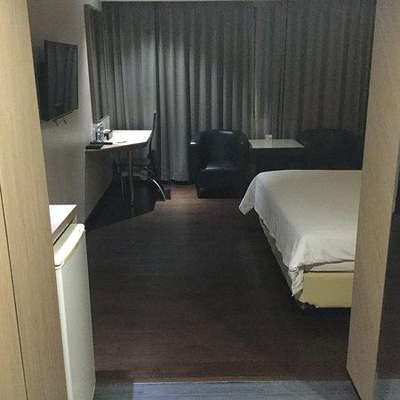 Good value comfortable hotel