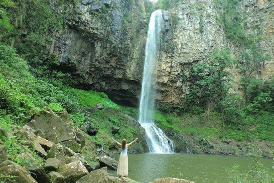 Vila Maria: agradecendo a natureza por este momento de beleza!