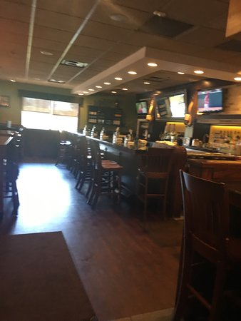 Carrabba's Italian Grill: Bar area