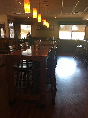 Carrabba's Italian Grill: Dining area