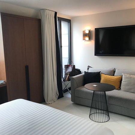 foto de laz hotel spa urbain paris tripadvisor. Black Bedroom Furniture Sets. Home Design Ideas