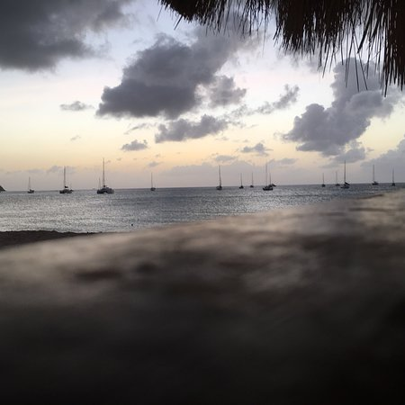 Spinnakers Beach Bar St Lucia