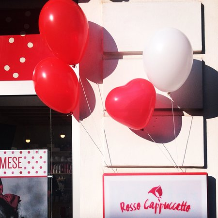 Gelateria Rosso Cappuccetto: Happy 😌