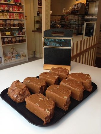 Roly's Fudge