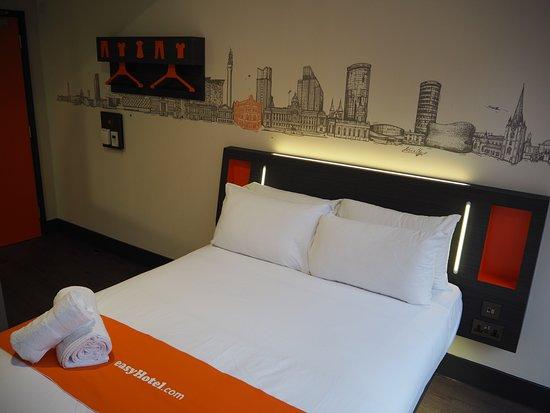 easyHotel Birmingham City Centre