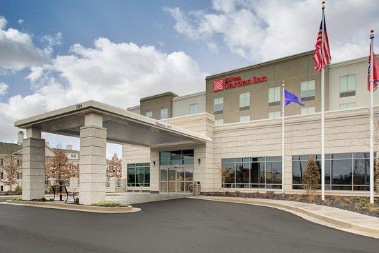 Hilton Garden Inn Jackson Tn Hotel Anmeldelser Sammenligning Af Priser Tripadvisor