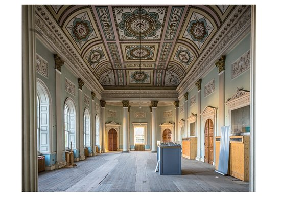 Buxton, UK: Pump Room Interior