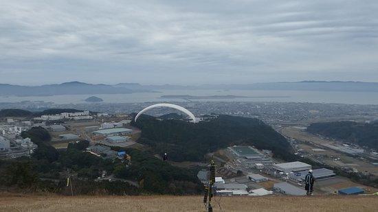 Omura, اليابان: パラグライダーもやっていました