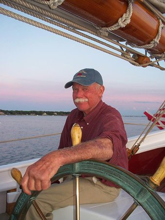 Schooner American Eagle: Capt John Foss