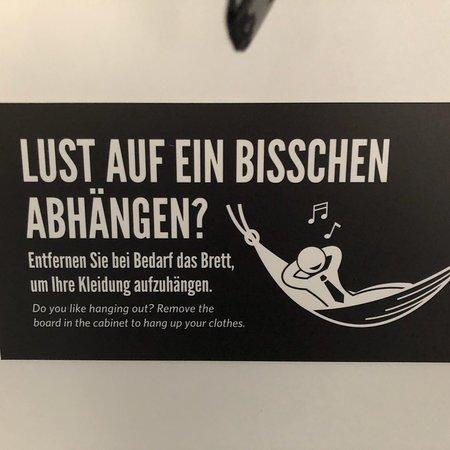 Lustige Spruche Bild Von Dormero Hotel Passau Passau Tripadvisor