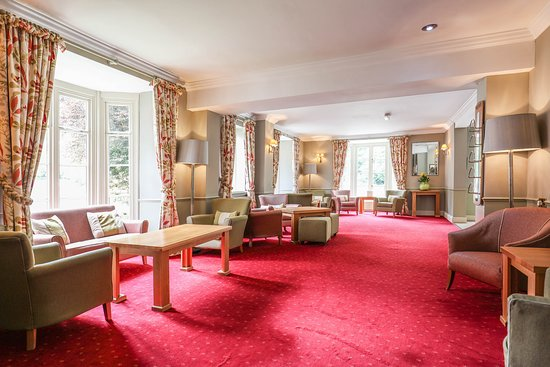 Clumber Park, UK: lounge