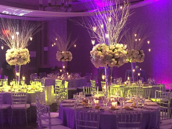 Woodcliff Lake, NJ: Elegant Grand Ballroom with on site audio/video department