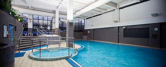Indoor Swimming Pool Picture Of Village Hotel Warrington Warrington Tripadvisor