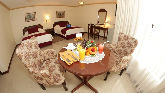 House Inn Apart Hotel: Hermosa doble