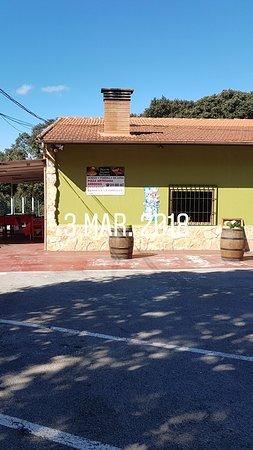 Pechon, Spain: Restaurante Las Arenas