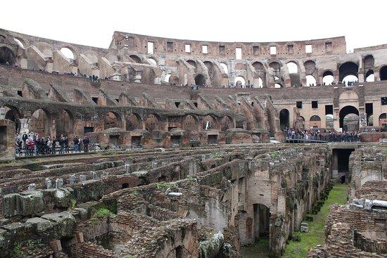 City Wonders : Below the Arena Floor