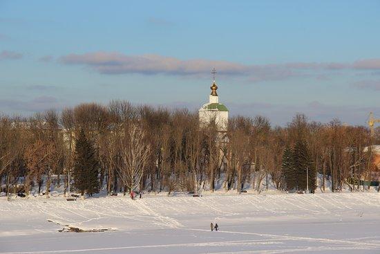 Tver, Russia: Церковь Мины