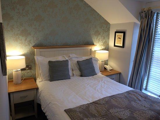Aberdyfi (Aberdovey), UK: Cosy room.