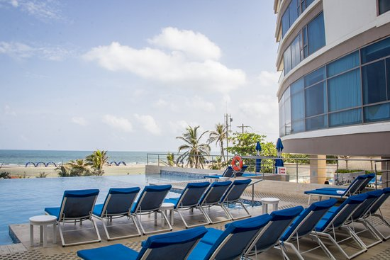 Radisson Cartagena Ocean Pavillion Hotel Photo