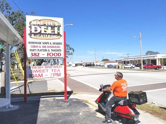 Sebring, FL: Mae Lee's Deli Delivers Call Us Today
