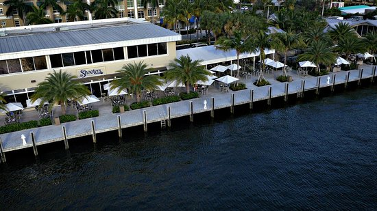 Shooters Waterfront, Fort Lauderdale - Menu, Prices