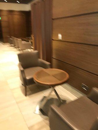 Ahlan Business Class Lounge