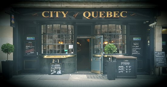 ‪The City of Quebec‬