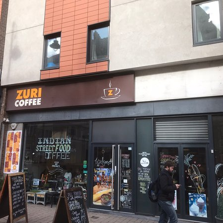 Zuri Coffee, Wolverhampton - Restaurant Reviews, Phone ...