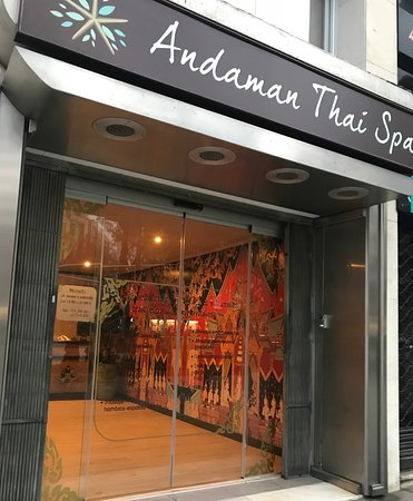 ‪Andaman Thai Spa‬