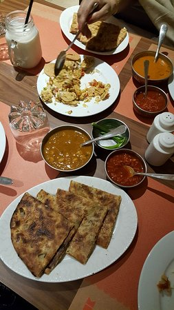 Yummy Food Im Sorry I Forgot The Name Picture Of Kulcha King