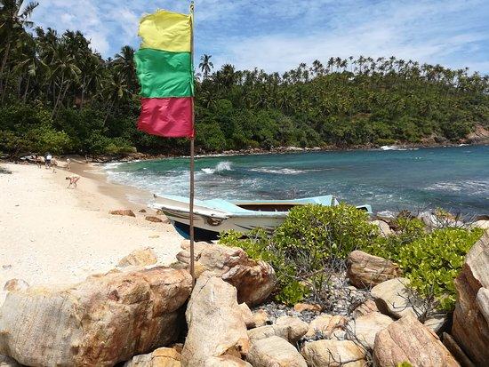 Mirissa, Sri Lanka: Secret beach