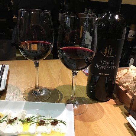 Bonne ambiance et bon vins